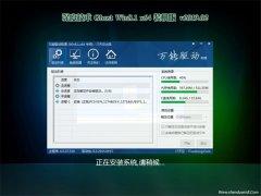 深度技术Ghost Win8.1 (64位) 家庭装机版V2019年02月(免激活)