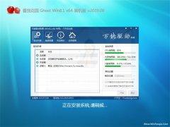 番茄花园Ghost Win8.1 (64位) 安全装机版v201906(免激活)